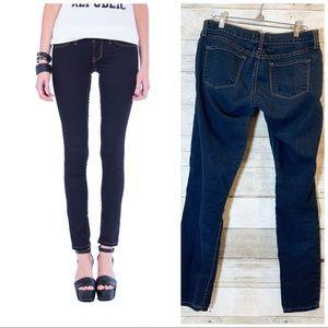 Flying Monkey- blue stretch skinny jeans